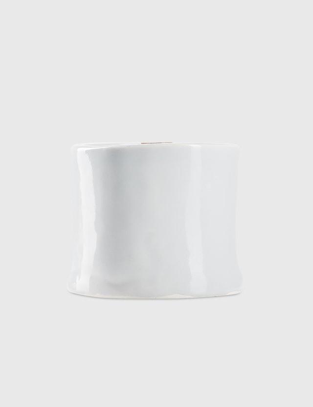 Crosby Studios Blue Candle Small Grey Unisex