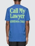 Chinatown Market Call My Lawyer T-Shirt