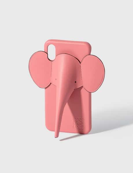 로에베 LOEWE Elephant iPhone Cover X/Xs