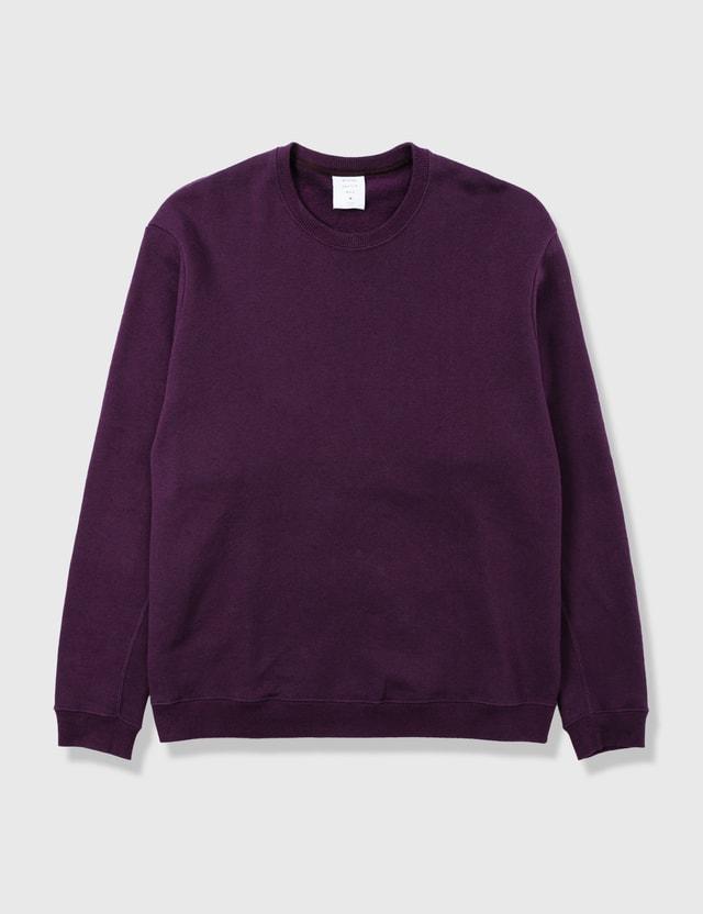MISTERGENTLEMAN MISTERGENTLEMAN Sweatshirt Purple Archives