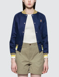 Maison Kitsune Plain Teddy Jacket Picture