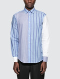 JW Anderson Panelled Classic Shirt Picutre