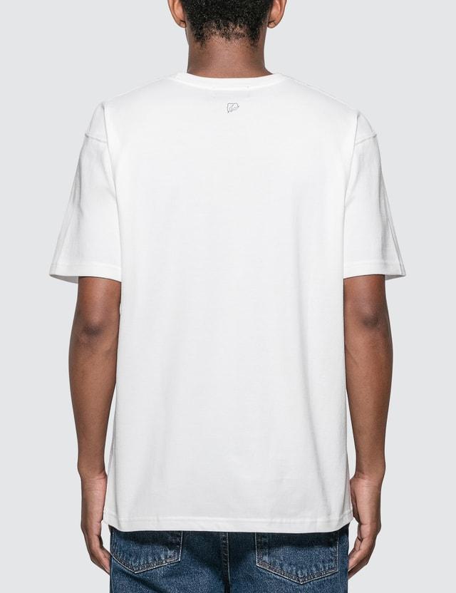 Medicom Toy Fragment Design x Medicom Toy Be@r T-Shirt