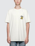 Stussy Surf Skull Pig. Dyed T-Shirt Picture