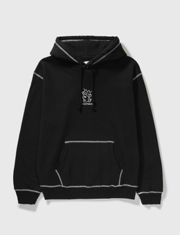 Victoria Queenhead Embroidered Hoodie