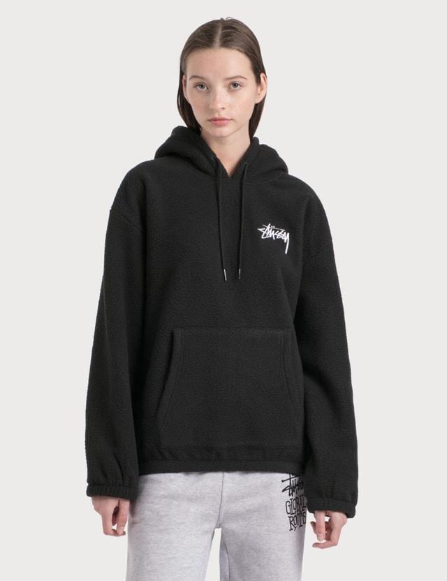 Stussy Bronson Polar Fleece Hoodie