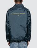 Denim By Vanquish & Fragment Icon Coach Jacket