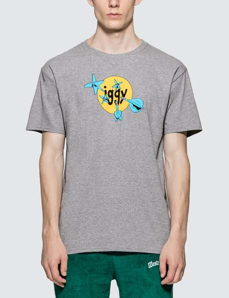 ed9d06bb Iggy · Throwing Darts T-shirt
