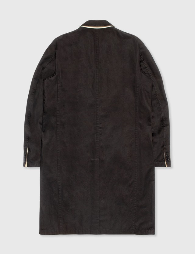 Undercover Undercover Long Coat Black Archives