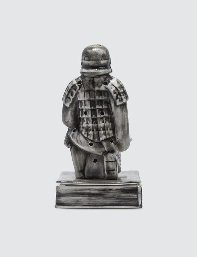 Yeenjoy Studio Terracotta Warrior Stormtrooper Incense Burner (Ver. Black)