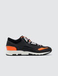 Lanvin Running Reflective Fabric Nappa/suede Picture
