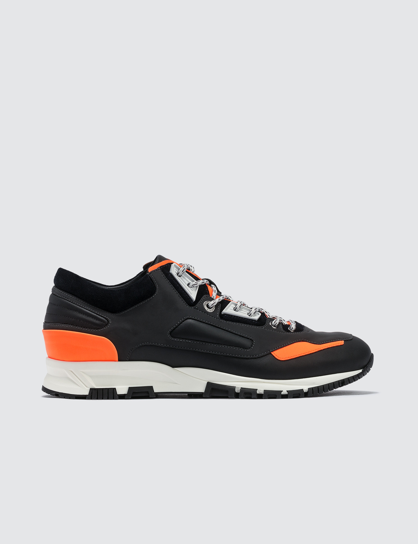 Running Reflective Fabric Nappa/suede