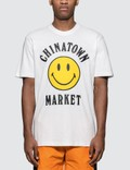 Chinatown Market Smiley Logo T-Shirt Picture
