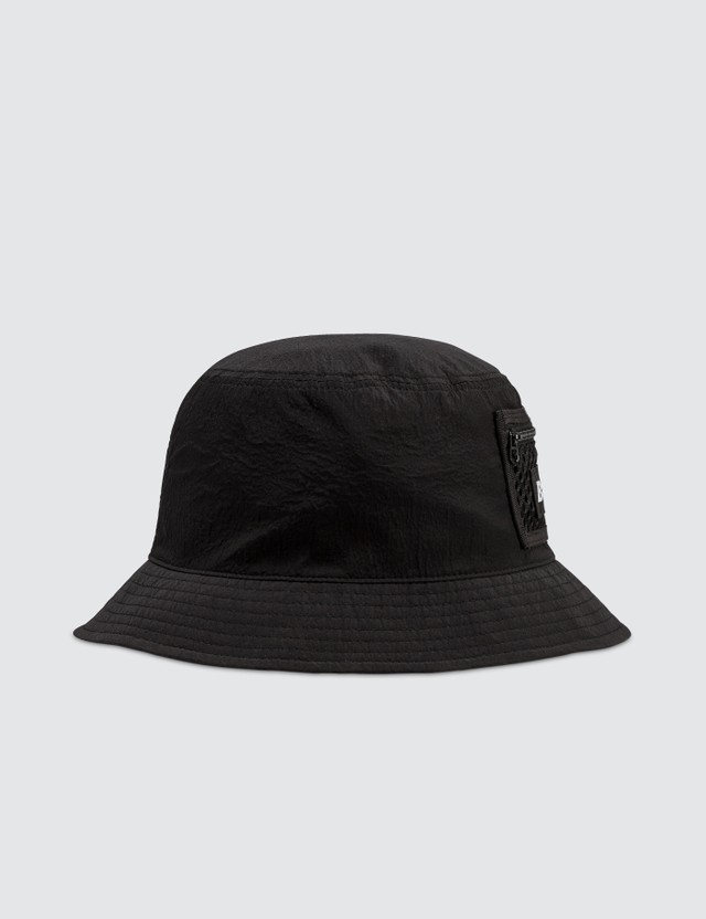 F.C. Real Bristol Mesh Pocket Bucket Hat