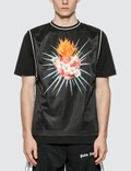 Palm Angels Layered Sacred Heart T-Shirt Picture