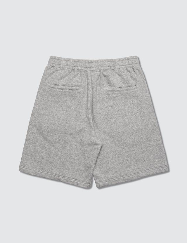 F.C. Real Bristol Grey Authentic Sweat Shorts