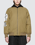 Perks and Mini Exhale Ma-1 Bomber Jacket Picutre