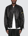 Mr. Completely Anger Bomber Jacket Picture
