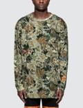 Heron Preston Heron Preston X Carhartt Camo L/S T-Shirt Picutre