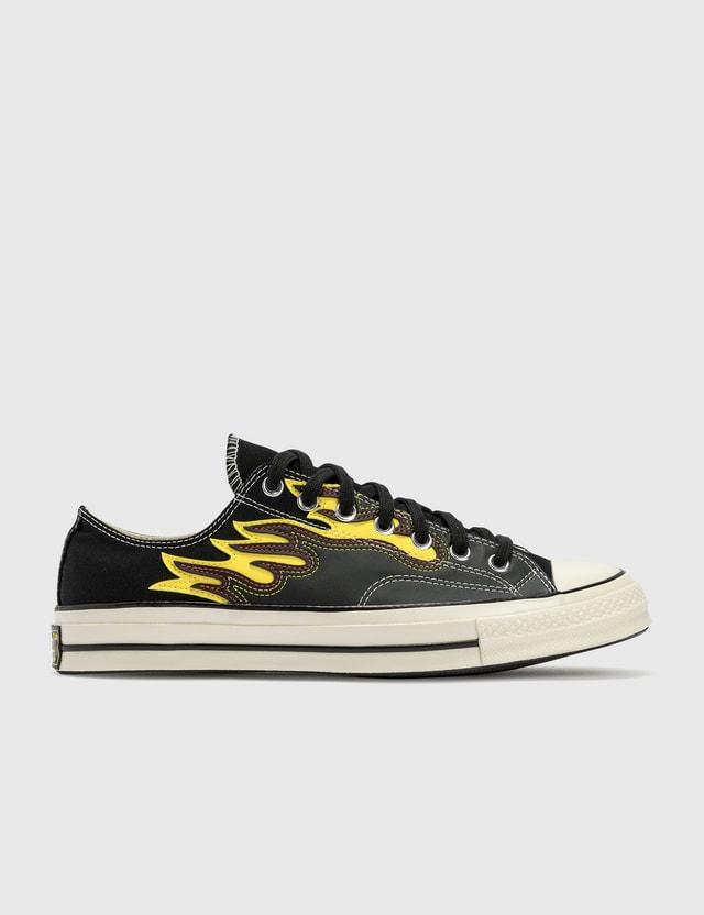 Converse Chuck 70 Black/speed Yellow/egret Women