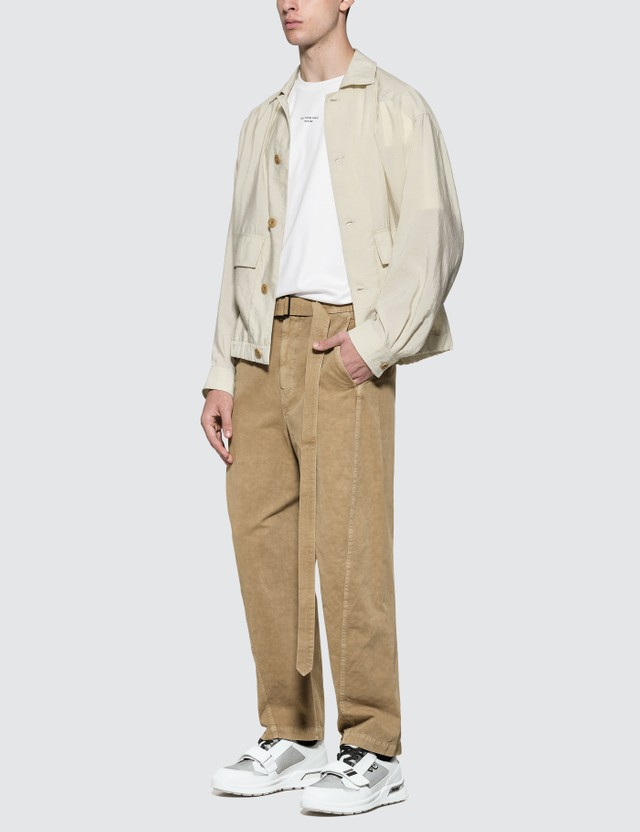 Lemaire Twisted Chino Pants