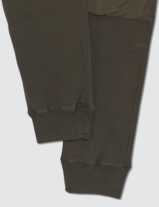 CP Company Fabric Mix Sweatpants