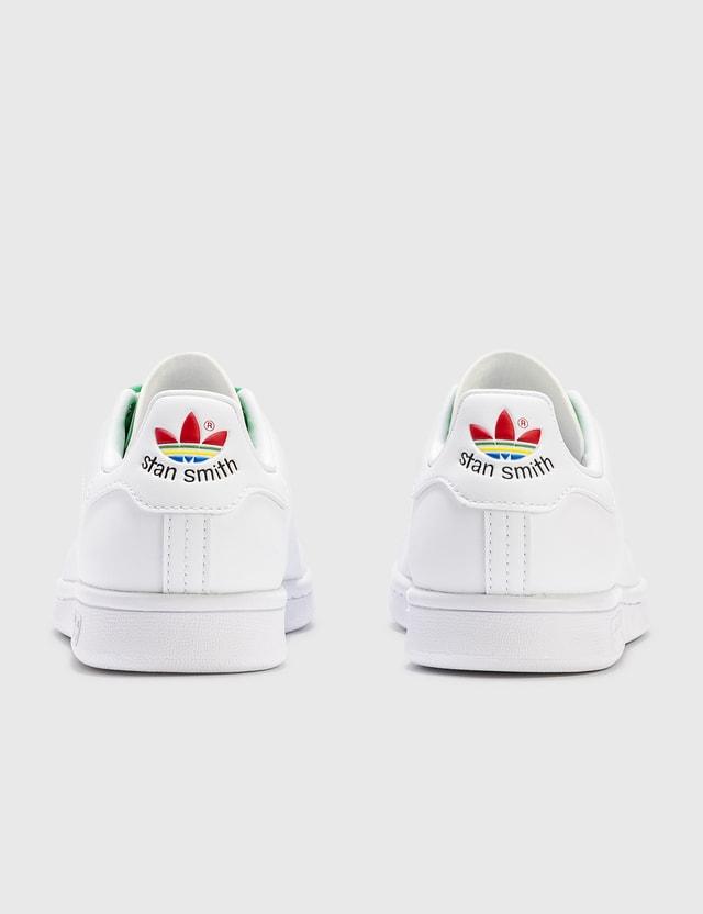Adidas Originals Stan Smith Ftwr White/ftwr White/core Black Women