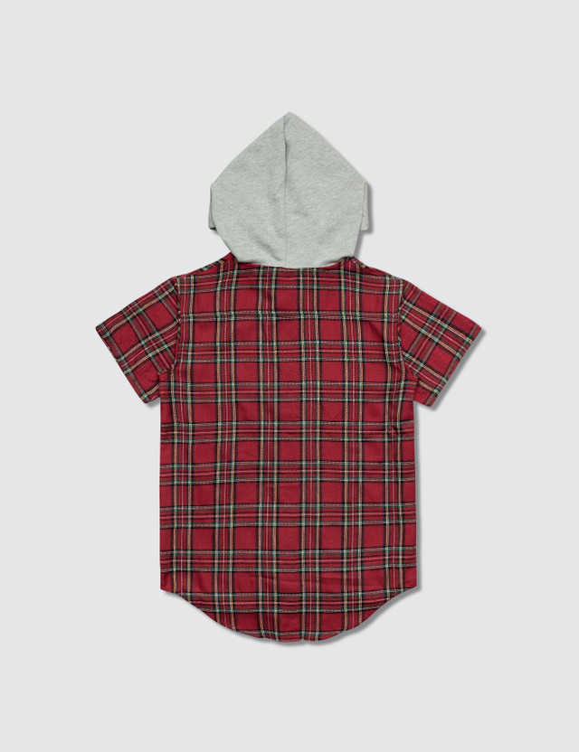 Haus of JR George S/S Flannel Shirt