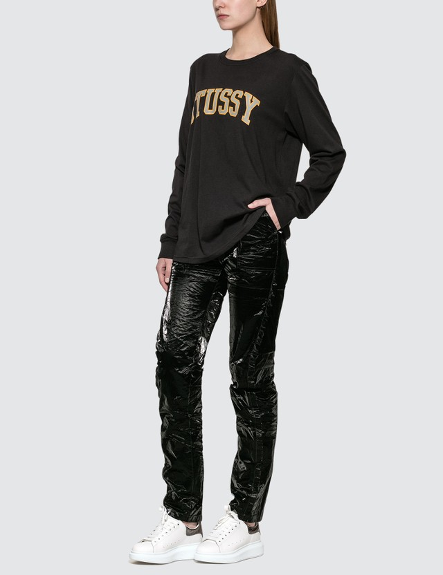 Stussy Collegiate Arc Long Sleeve T-shrit