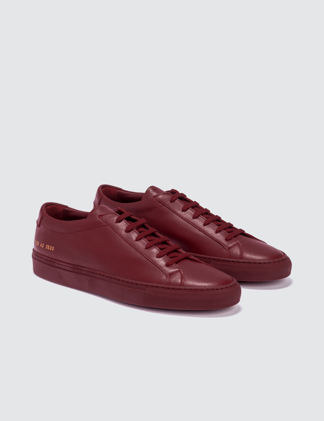 Common Projects Original Achilles Low