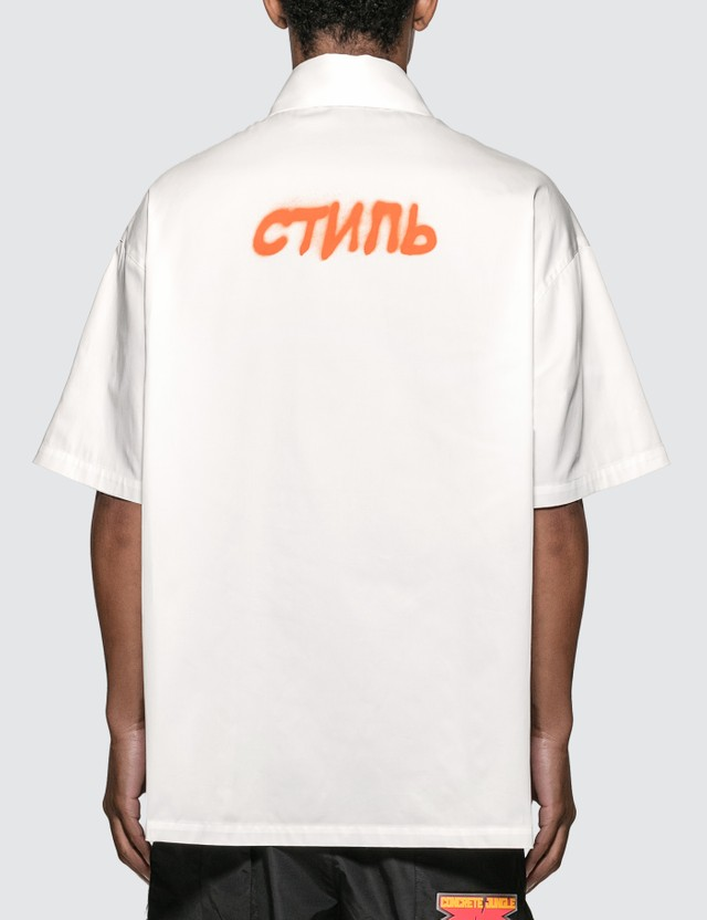 Heron Preston Baseball Shirt