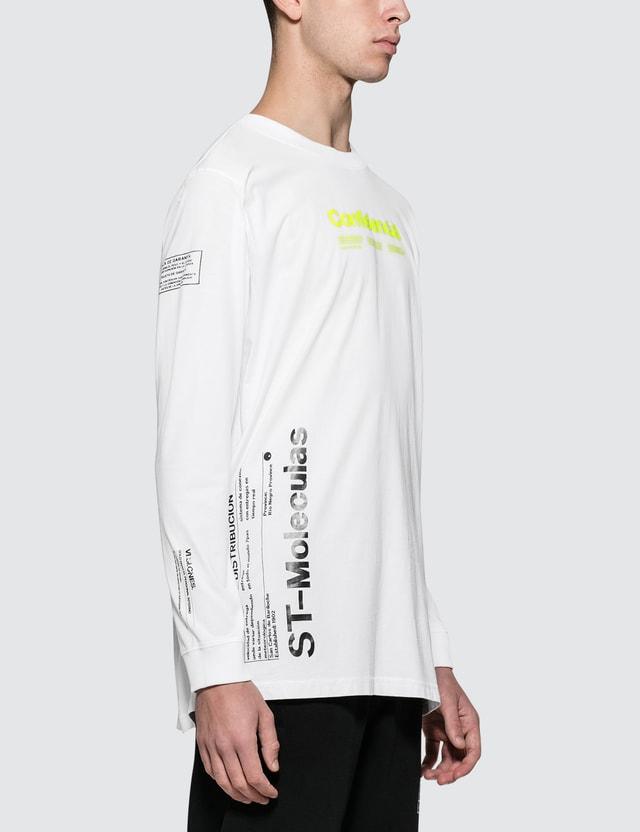Marcelo Burlon Lettering L/S T-Shirt