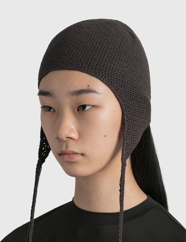Hyein Seo Tassel Beanie Grey Women