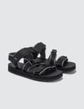 Prada Tech Sandal