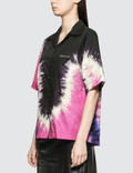 Prada Tie Dye Print Shirt