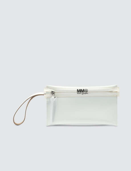 MM6 메종 마르지엘라 Maison Margiela Sleep Tight Tight Tiger Zip Pouch