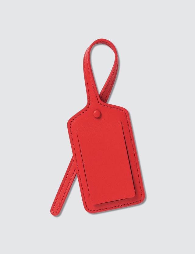 Off-White Zip Tie Charm