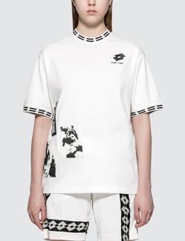 Damir Doma Damir Doma x Lotto Tiara S/S T-Shirt