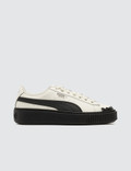 Puma Basket Platform Scallop Wn's Picture