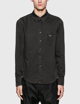 Prada Denim Shirt