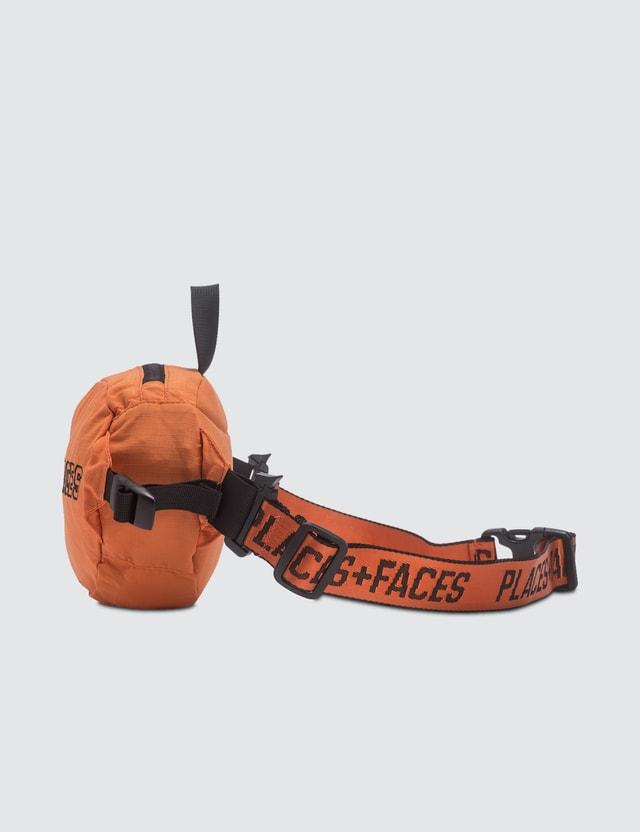 Places + Faces Waist Bag Orange Men