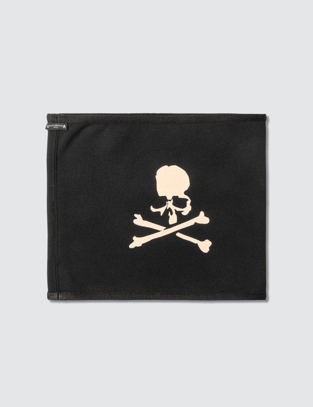 Mastermind World Skull Print Neck Warmer