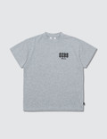 GCDS Gcds God Tour Grey Tee Picture
