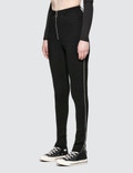 Danielle Guizio Maud Trousers Zipped Black Women