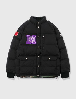 Mastermind Japan Mastermind Japan Wind Stopper Nylon Jacket