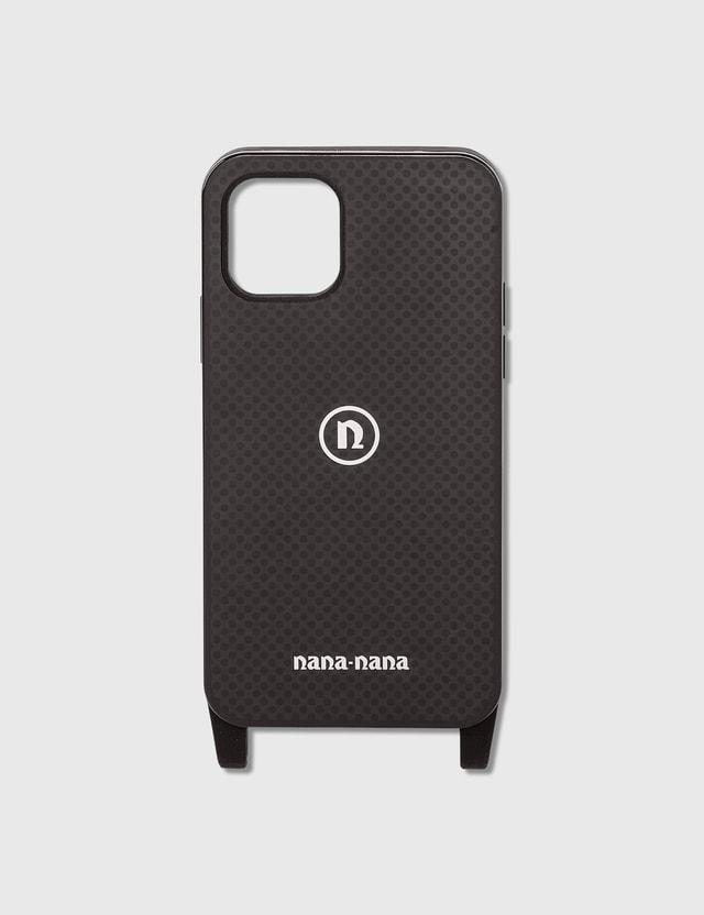 Nana-nana Punching Metal iPhone 11 Pro Case Black Women