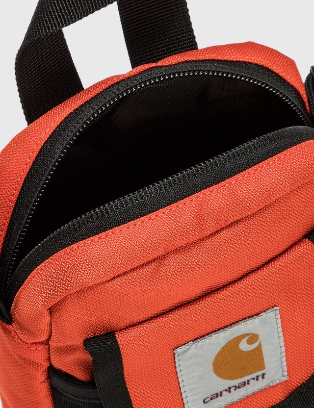 Carhartt Work In Progress Delta Shoulder Pouch Safety Orange Men