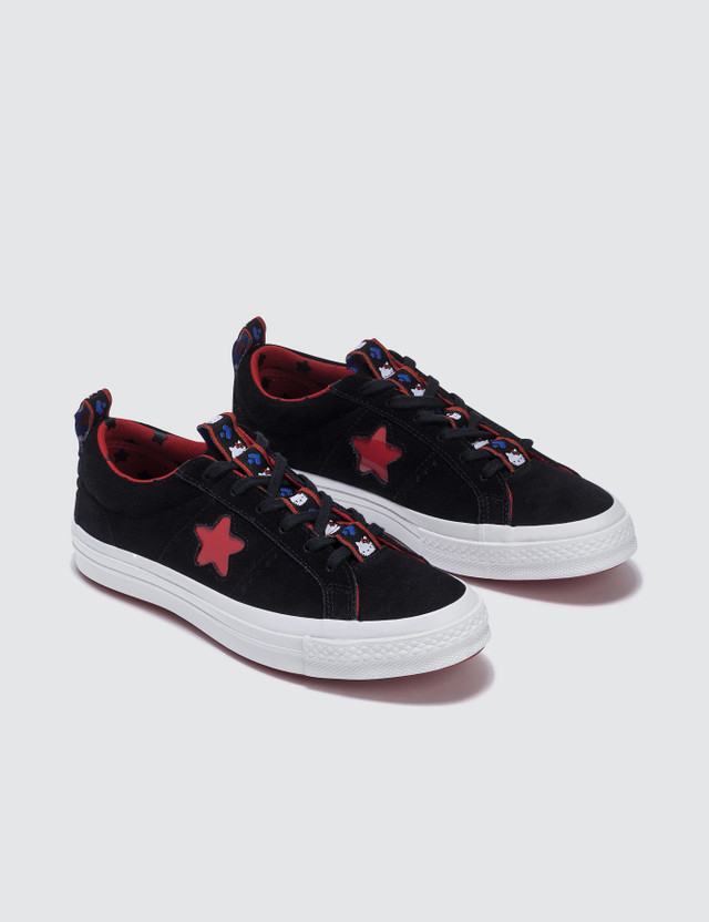 Converse Converse X Hello Kitty One Star Ox