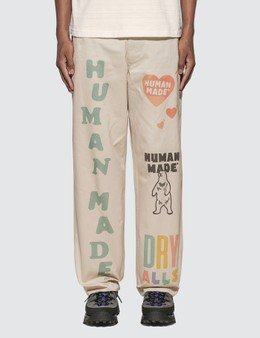 Human Made Military Print Chino Pants