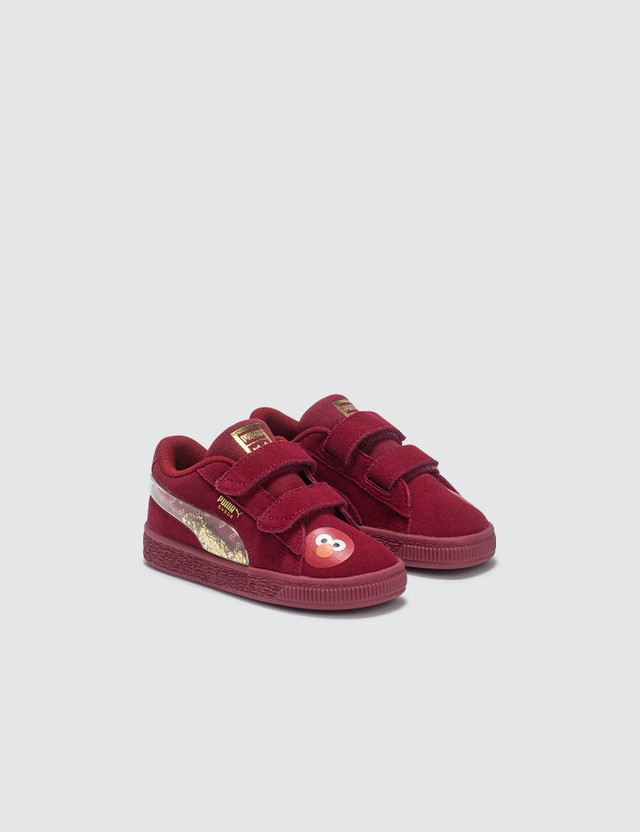 Puma Puma x Sesame Street 50 Suede Statement V (Infants)
